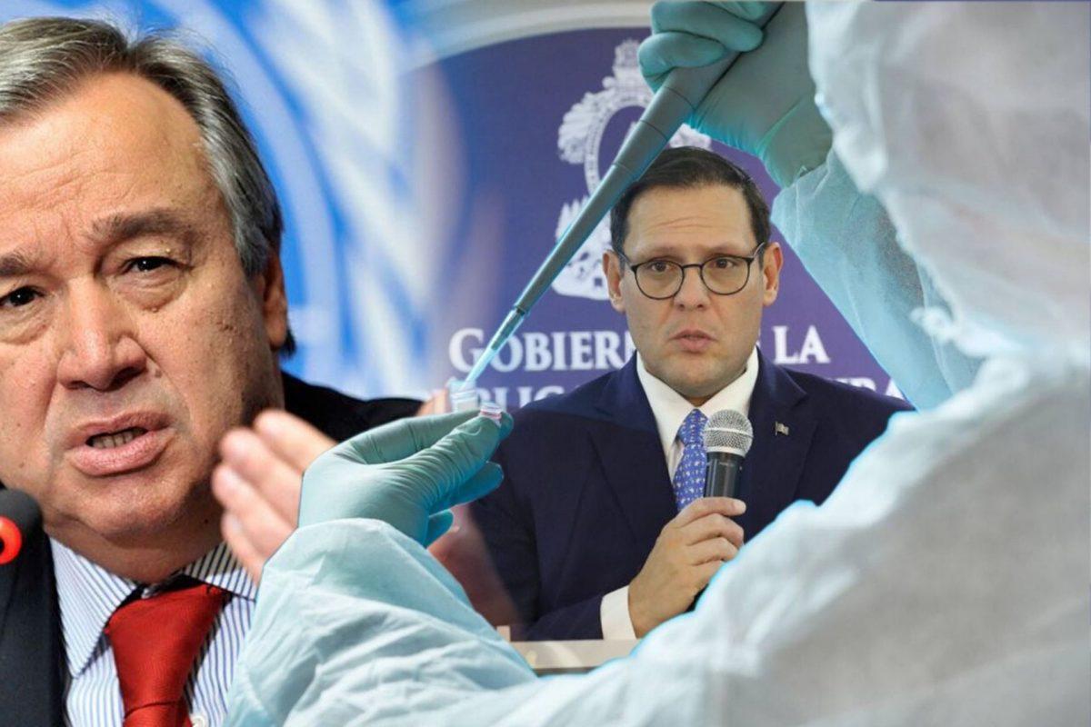 Gobierno se defiende y asegura que 80 mil pruebas PCR las tiene la OPS