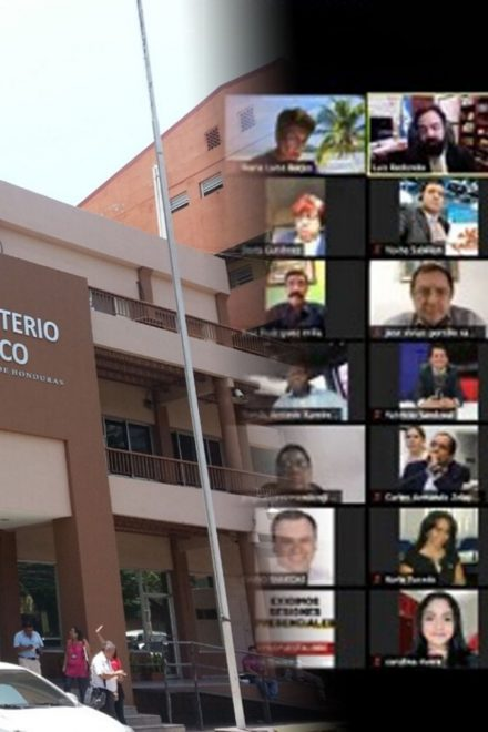 Congreso Nacional presenta denuncia diputados señalan que fuero legislativo los blinda