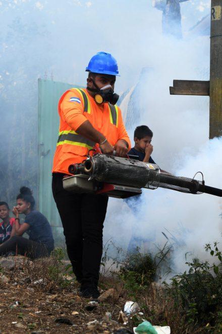 Casos de dengue se han reducido pero niños son las principales víctimas