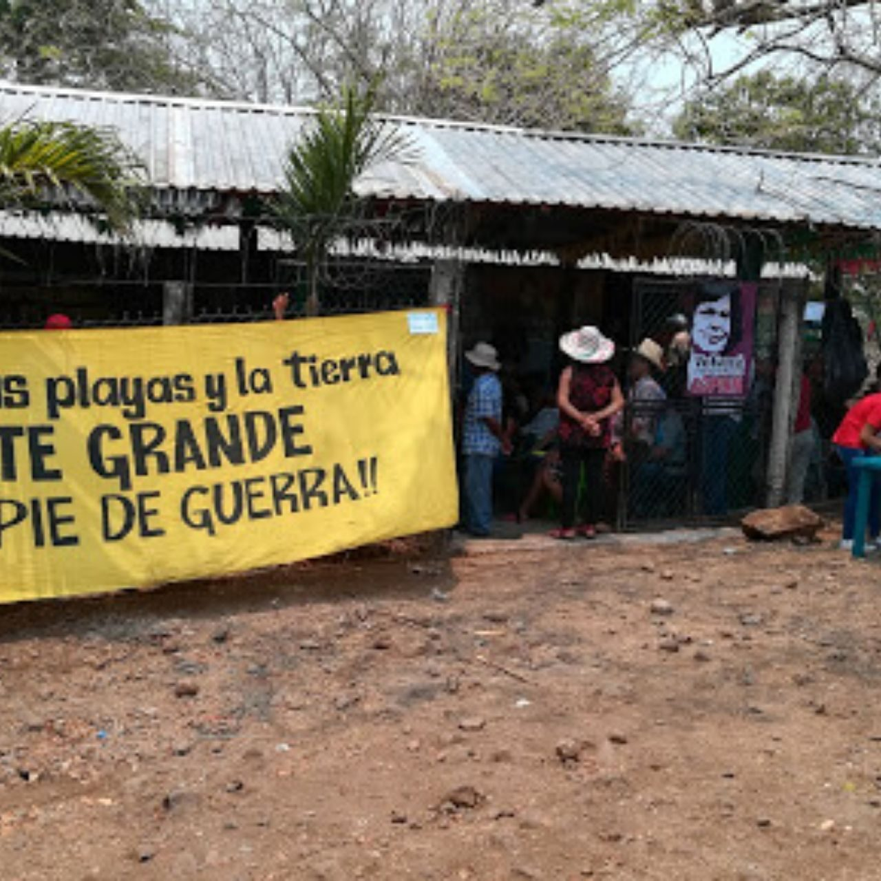Criminalización y persecución en la zona sur por rechazo a proyectos extractivitas