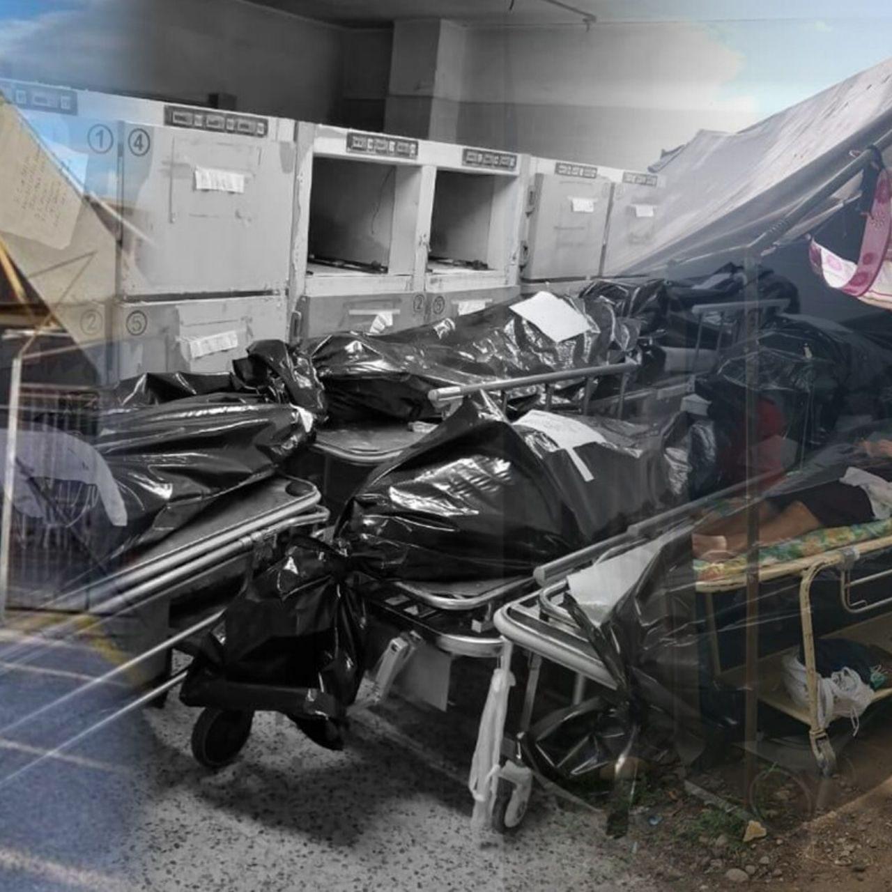 Más centros de triaje pero con hospitales colapsados y sin capacidad de atención
