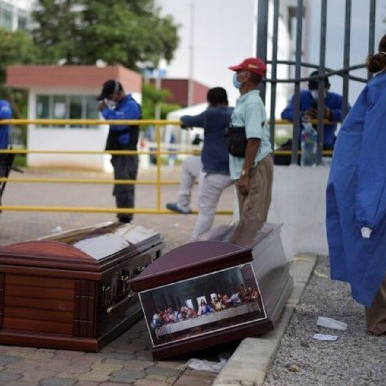 Al menos 208 hondureños fueron víctimas del Covid-19 la semana anterior