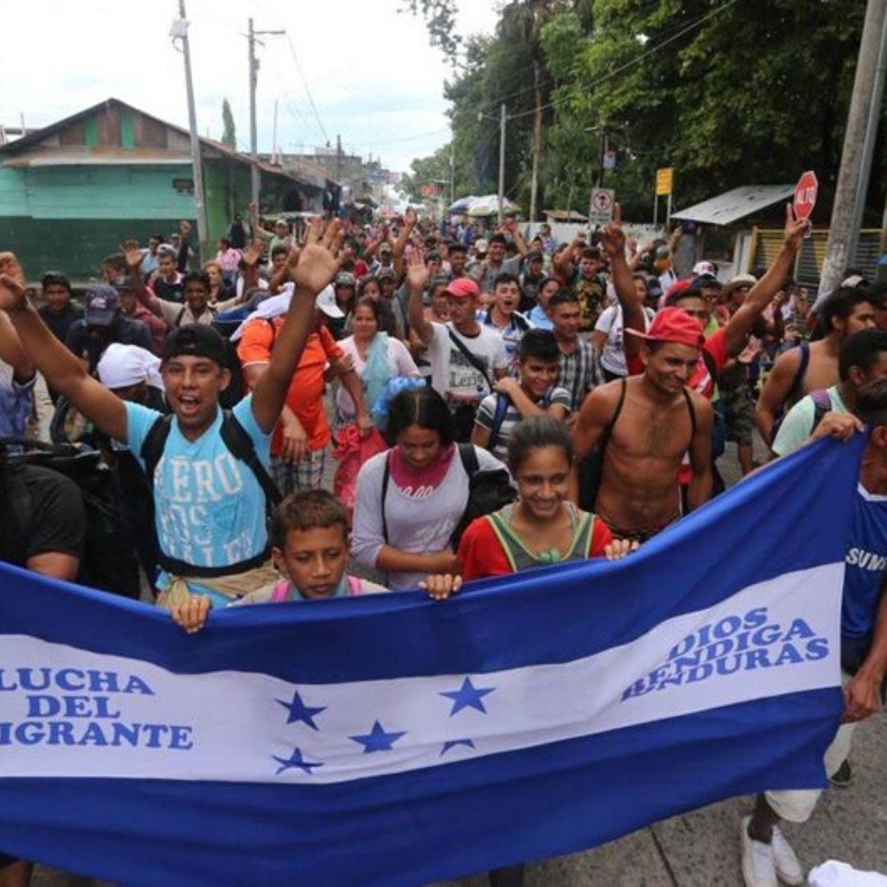 Los inicios de la migración contra las abrumadoras cifras del gobierno actual