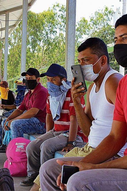 Un total de 44 nicaragüenses solicitan transitar por Honduras y retornar a Nicaragua