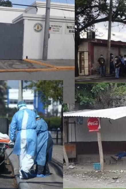 Fallecidos en las calles enciende las alarmas ante colapso sanitario