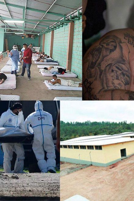 Cárceles del país sumergidos en la violencia y el Covid-19