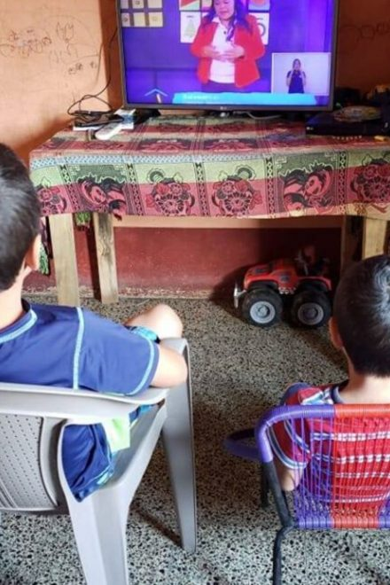 Al menos 800 mil niños y jóvenes sin acceso a educación por Covid-19