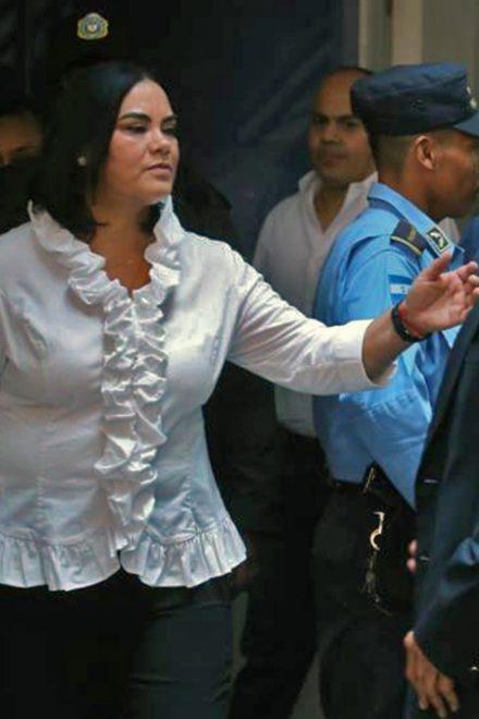 "Justicia hondureña falla a favor de la ""caja chica de la dama"""