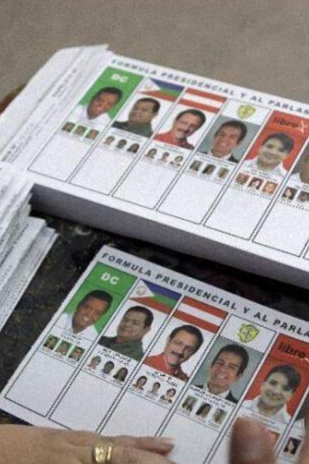 Amenazas a la democracia como narcotráfico han estado involucradas en financiamiento electoral