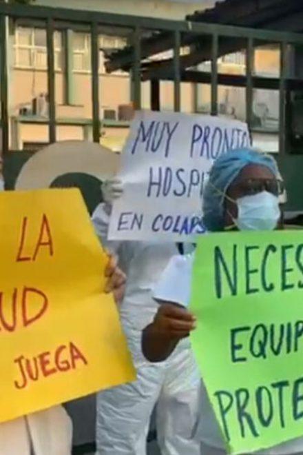 """Ligia Ramos: """"Los médicos nos sentimos solos, el gobierno y la empresa nos ven como enemigos"""""""