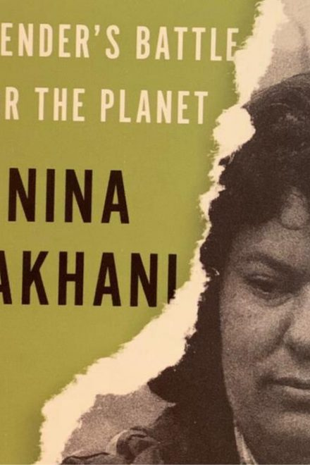 Journalist Nina Lakhani points to Atalas  like Berta Cáceres' intellectual assassins, but …