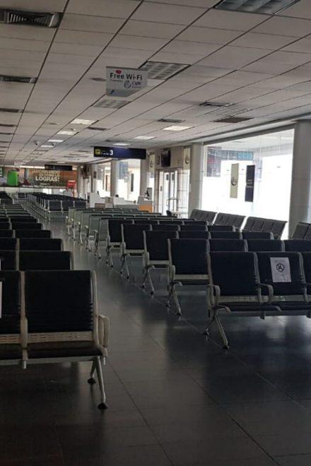 Aeropuertos de Honduras refuerza campaña contra el Covid-19