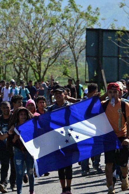 Caravanas no se han detenido con las políticas migratorias ni acuerdos de cooperación