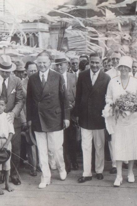 De Hoover a Clinton, los presidentes estadounidenses que han visitado a Honduras