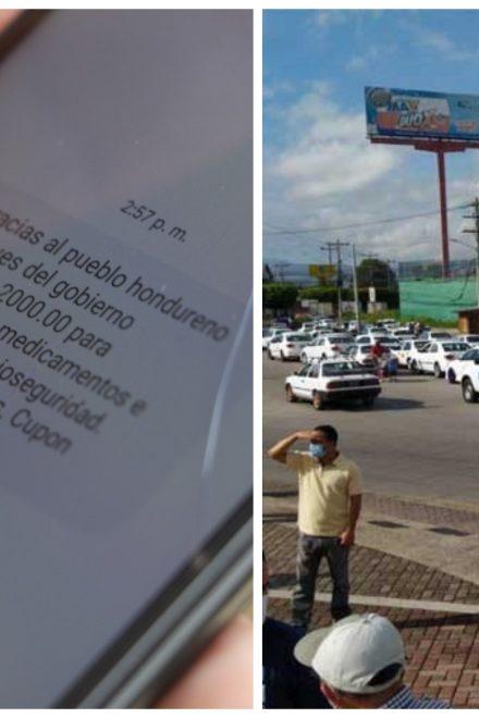 Bono electrónico no fue lo negociado denuncian conductores de taxis