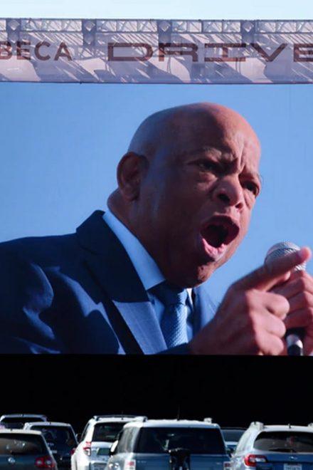 Rinden tributo al ícono de los derechos civiles John Lewis