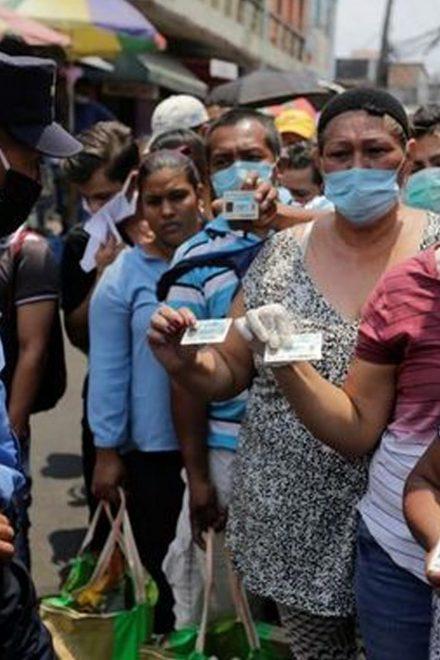 Honduras, uno de los países peor calificados por su gestión de la pandemia