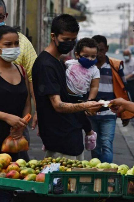 Covid-19 ha generado aumento de economía informal, mendicidad y más pobreza