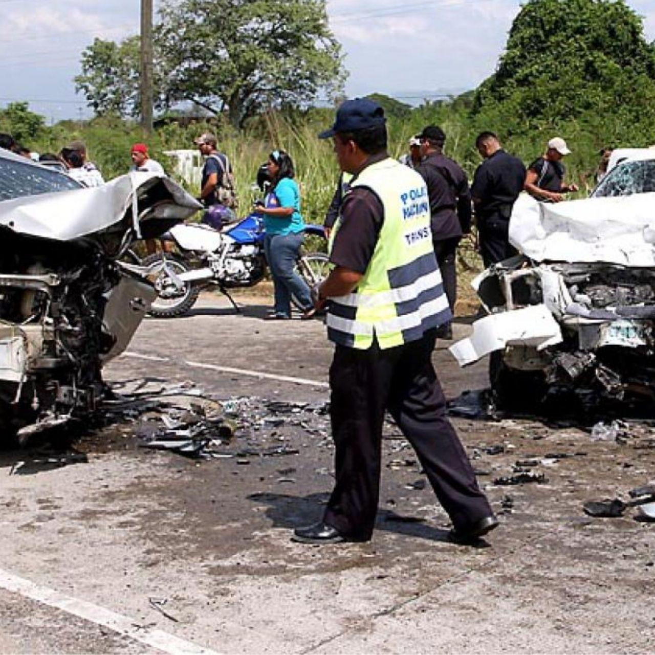 Al menos 567 personas han fallecido en accidentes de tránsito