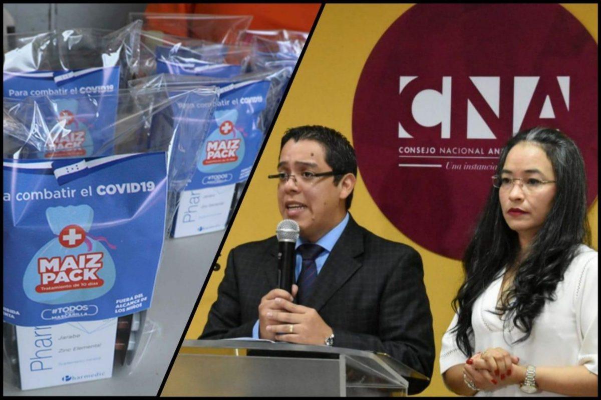 """CNA revela """"negocio redondo"""" con el tratamiento """"MAIZ"""""""