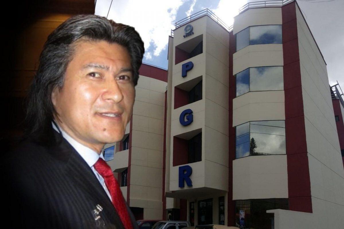 PGR prepara demanda contra Axel López si no se entregan hospitales móviles