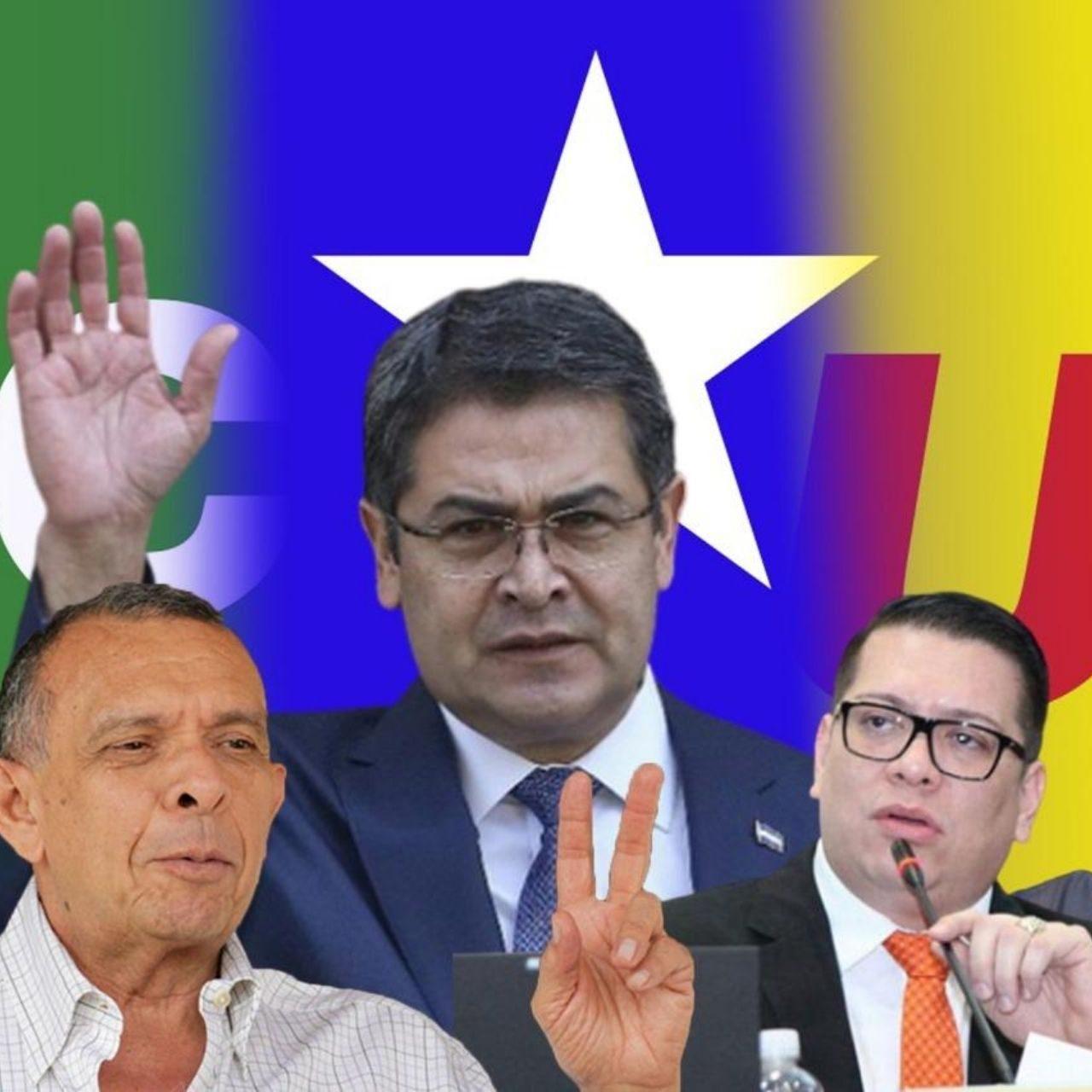 Contra el Partido Nacional forman Coalición Política de cara a las próximas elecciones
