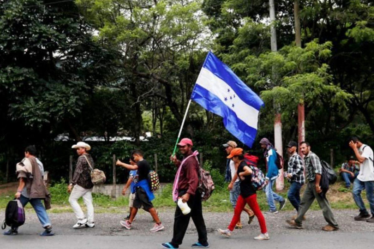 Por problemas económicos y desempleo migran jóvenes de Comayagua y La Paz