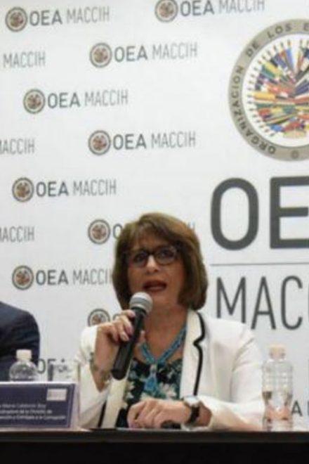 Por indiferencia del Ejecutivo y obstáculos del Congreso no fue renovada la Maccih