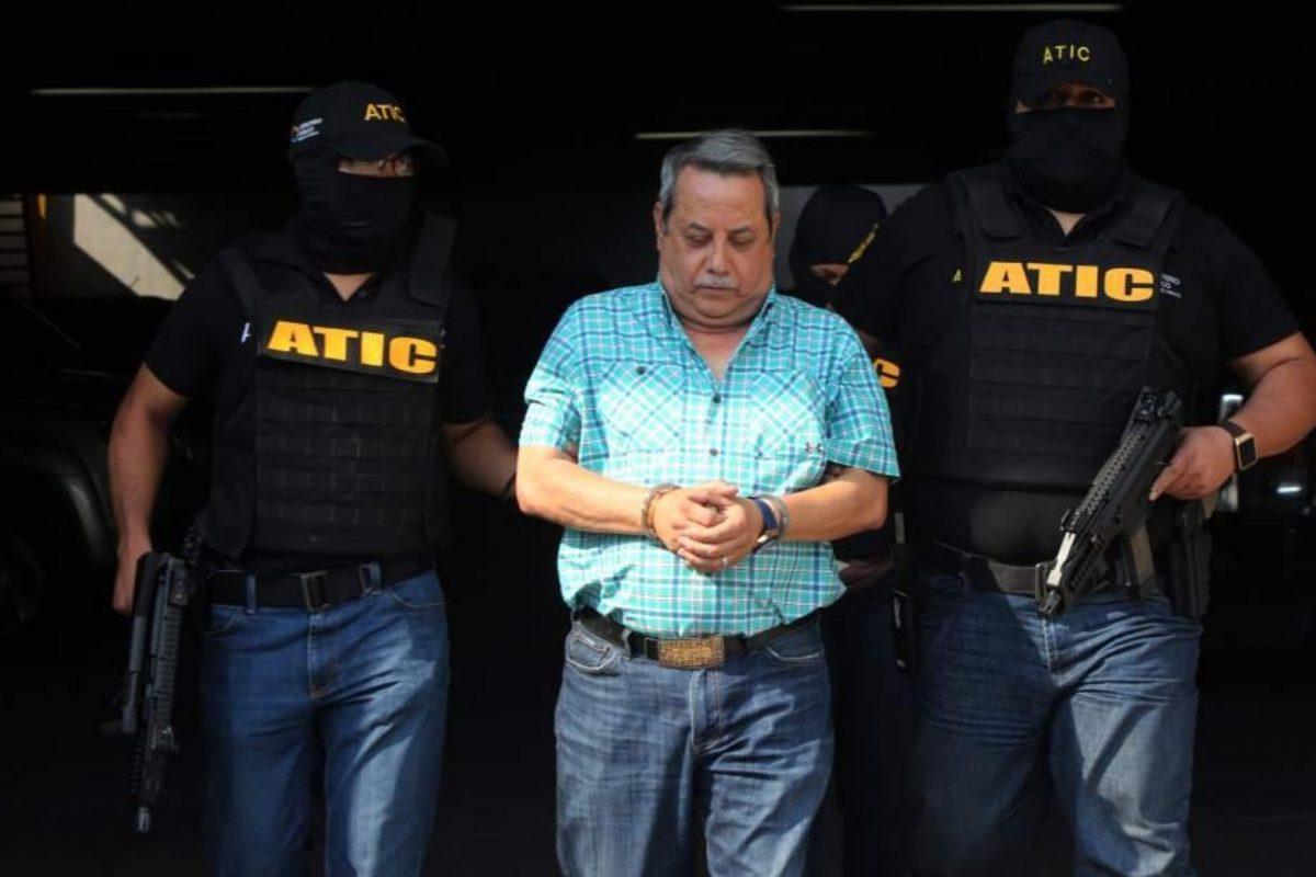 Obtiene libertad condicional Mario Rojas, implicado en caso del desfalco del IHSS