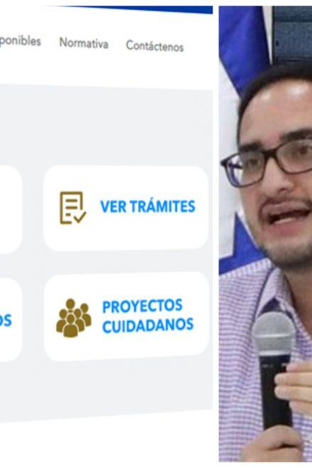 """Lanzan plataforma """"Sin+Filas"""", primer proceso del gobierno digital enfocado en la reactivación económica"""