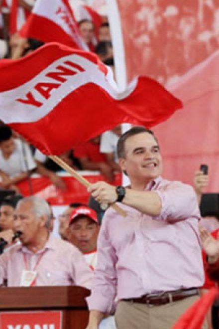 """Yani Rosenthal """"va con todo"""" para ser presidente de Honduras"""