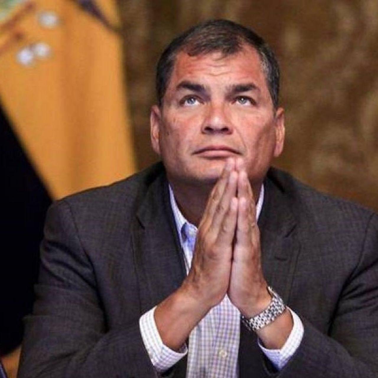 Justicia de Ecuador dicta detención y cárcel para el expresidente Correa