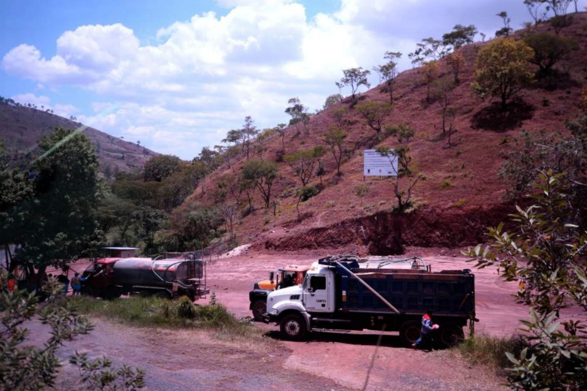 Condado Santa María la amenaza de La Tigra que se ha detenido por el Covid-19