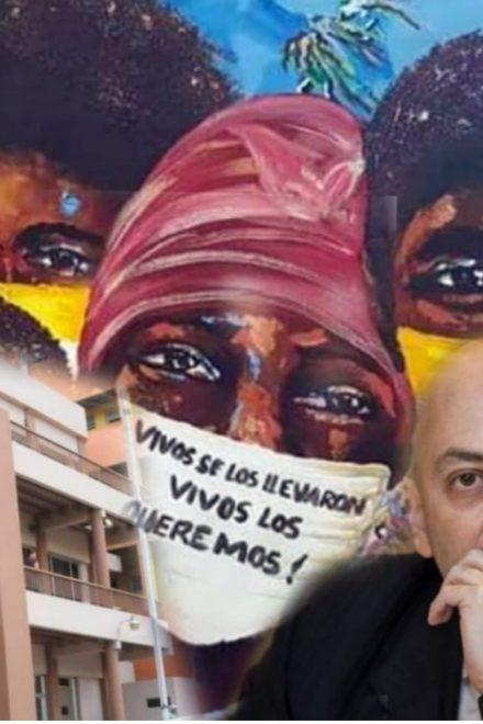 Exigen al fiscal general informe sobre avances de secuestro de líderes garífunas