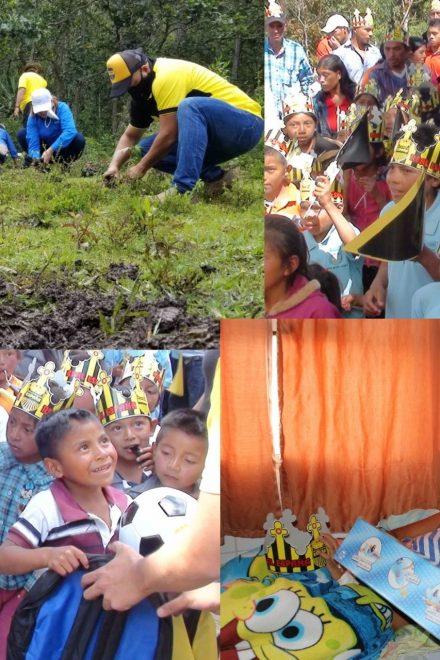 BORET: de alentar en las gradas del nacional a realizar acciones en pro de la niñez
