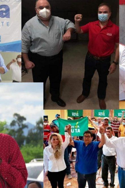 Proselitismo político en medio de pandemia es irrespeto y viola Ley Electoral
