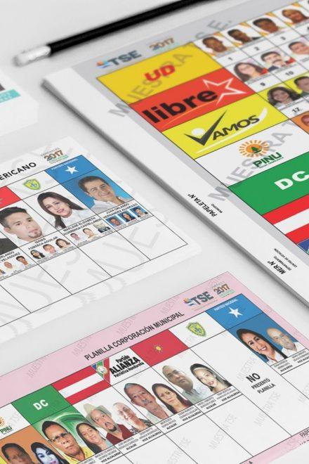 Más de 2,100 millones de Lempiras costaron elecciones de 2013 y 2017