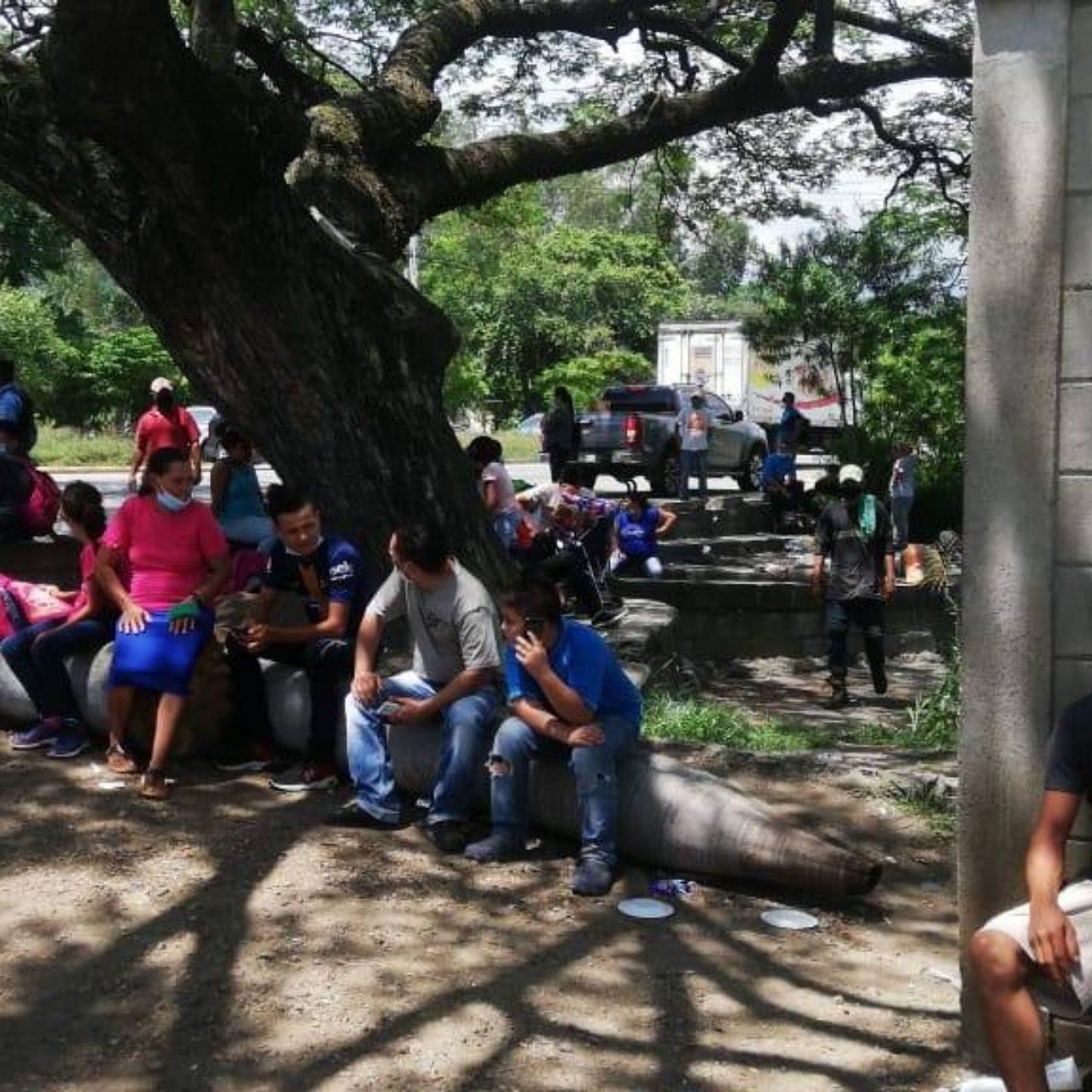 """Nueva caravana migrante en busca del """"sueño americano"""" arriesgando todo"""