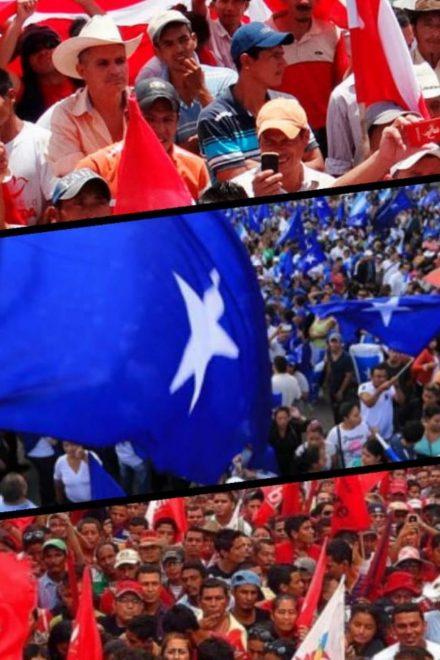 Partido Nacional y Liberal llaman a elecciones mientras Libre a reunión de emergencia