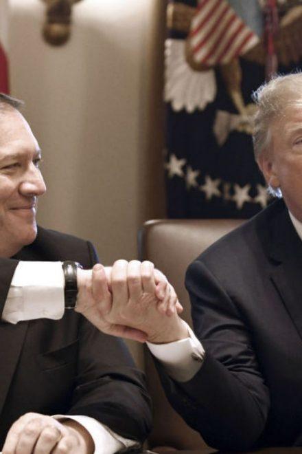 Pompeo dispuesto a continuar en el gobierno si Trump es reelegido