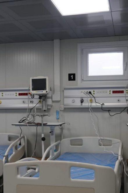 Comisión de Invest-H confirma fallas en hospital móvil y sigue atrasando entrega