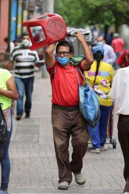 Más de un millón de hondureños podrían quedar desempleados: FOSDEH