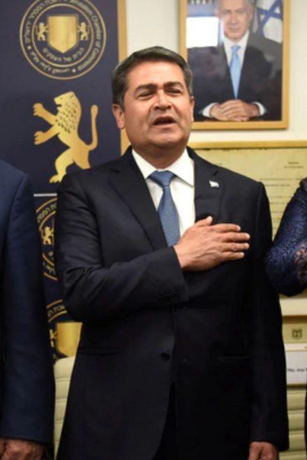 Honduras e Israel tendrán embajadas antes de fin de año