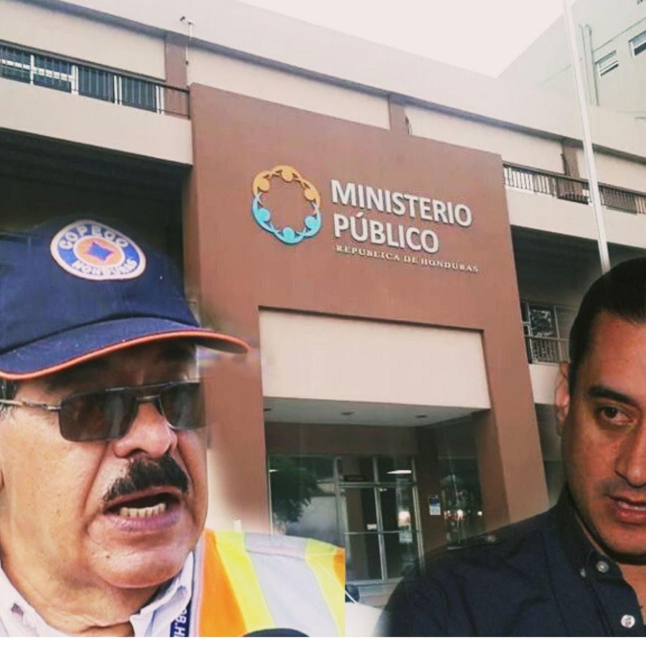 Bográn y Cordero en la mira del Ministerio Público por nuevos actos de corrupción