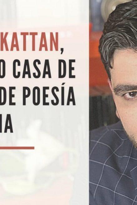 Hondureño Rolando Kattan, se hace merecedor de importante premio de Poesía