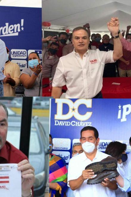 Traiciones, transfuguismo y dimisiones marcan el inicio electoral