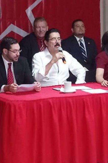 Partido Libertad y Refundación en conflicto por inscripción de planillas