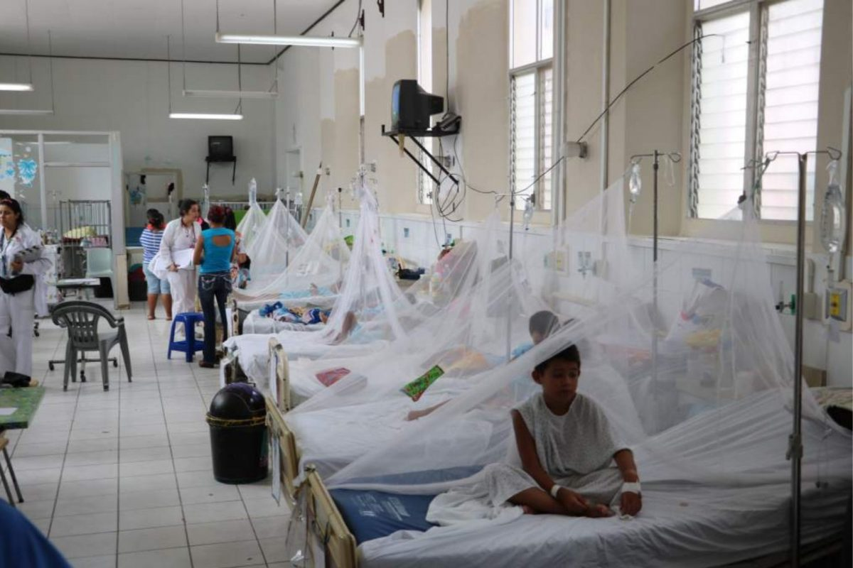 Francisco Morazán y El Paraíso en epidemia por incremento de casos de dengue