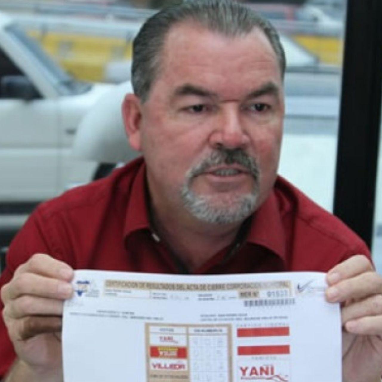 Roberto Contreras se retira y no participará en elecciones del Partido Liberal