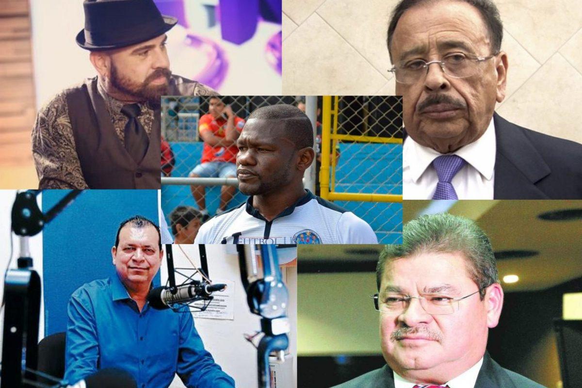 Eternos diputados, futbolistas, influencers y periodistas en busca del poder